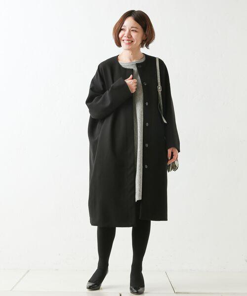 BEARDSLEY / ビアズリー ロング・マキシ丈ワンピース | BIGニット | 詳細27