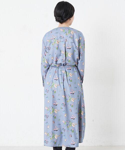 BEARDSLEY / ビアズリー ロング・マキシ丈ワンピース | おもちゃ柄プリントワンピース | 詳細15