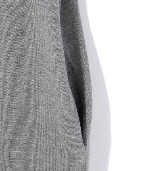 BEARDSLEY / ビアズリー ニット・セーター | シルクウールロングニット | 詳細20