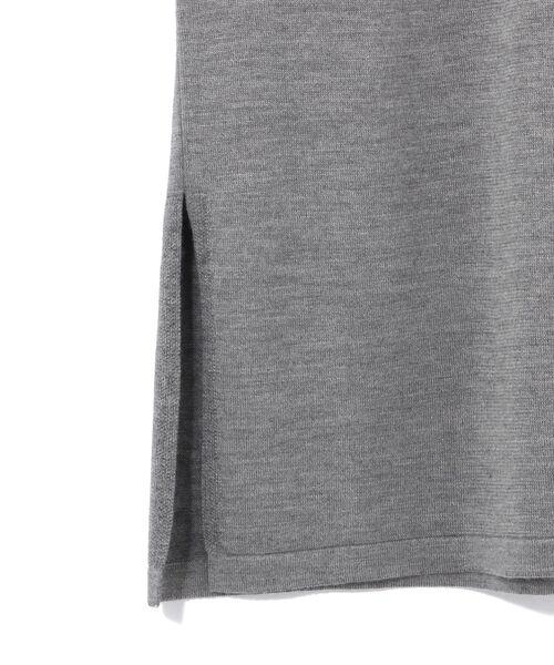 BEARDSLEY / ビアズリー ニット・セーター | シルクウールロングニット | 詳細21