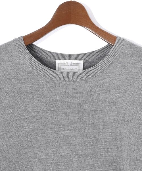 BEARDSLEY / ビアズリー ニット・セーター | シルクウールロングニット | 詳細18