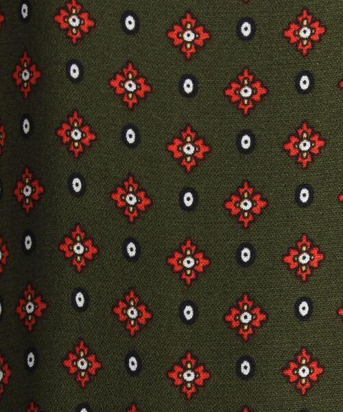 BEARDSLEY / ビアズリー ロング・マキシ丈ワンピース | ウールギャザーシャツワンピース | 詳細7