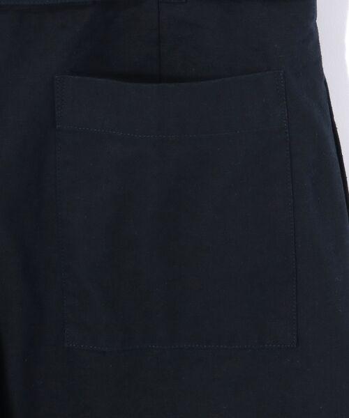 BEARDSLEY / ビアズリー ミニ丈・ひざ丈ワンピース | 2wayタックワイドパンツ | 詳細10