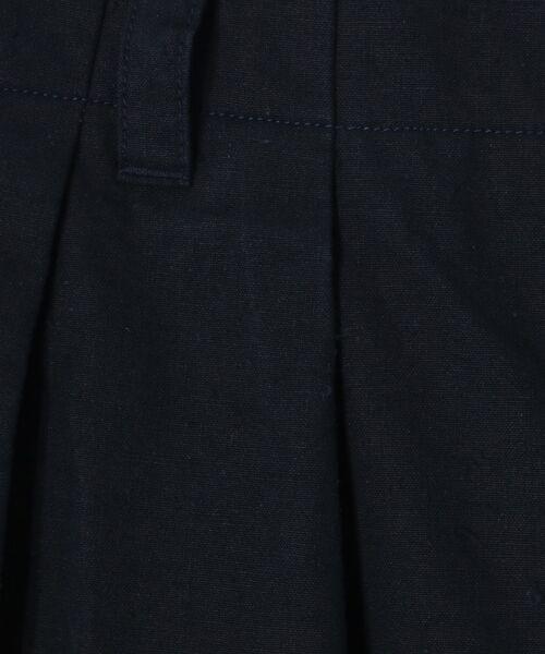 BEARDSLEY / ビアズリー ミニ丈・ひざ丈ワンピース | 2wayタックワイドパンツ | 詳細6