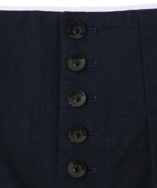 BEARDSLEY / ビアズリー ミニ丈・ひざ丈ワンピース | 2wayタックワイドパンツ | 詳細8