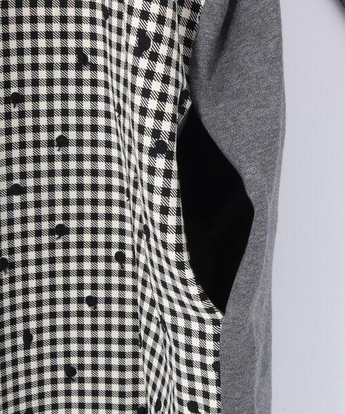 BEARDSLEY / ビアズリー ロング・マキシ丈ワンピース | ギンガムドットワンピース | 詳細5