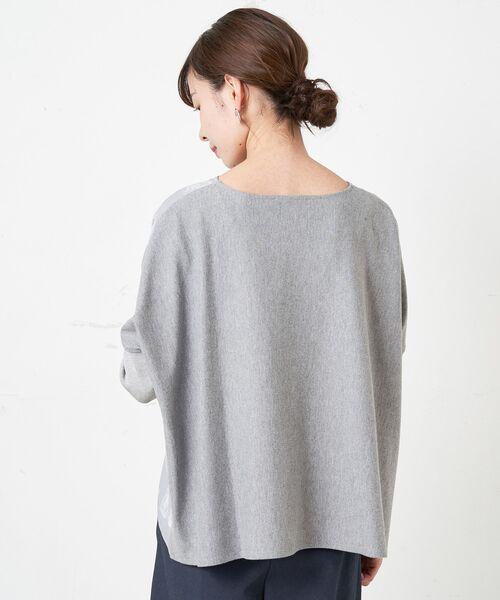BEARDSLEY / ビアズリー ニット・セーター | ドアプリントニット | 詳細6