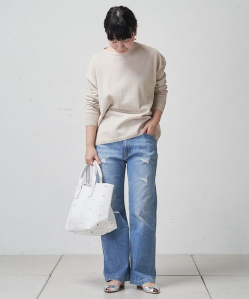 BEARDSLEY / ビアズリー ニット・セーター | シンプルニット | 詳細1