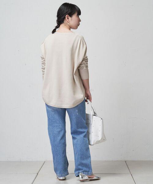 BEARDSLEY / ビアズリー ニット・セーター | シンプルニット | 詳細3