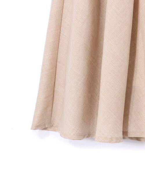 BEARDSLEY / ビアズリー ロング・マキシ丈スカート | ウエストジャージースカート | 詳細7