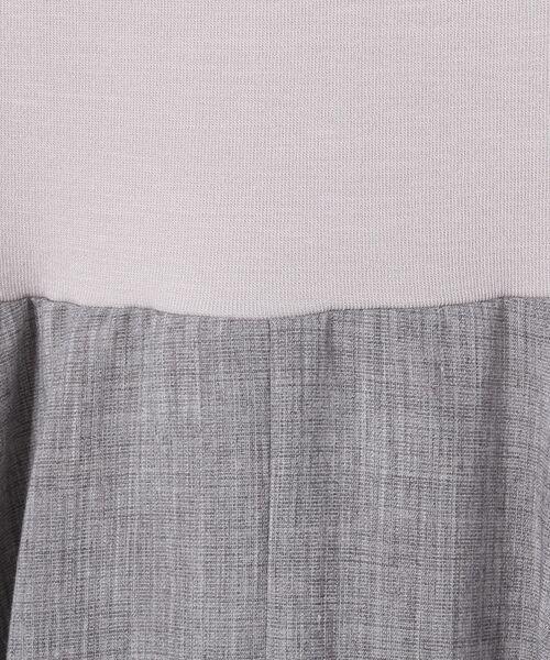 BEARDSLEY / ビアズリー ロング・マキシ丈スカート | ウエストジャージースカート | 詳細13