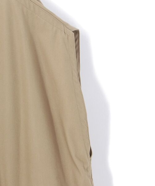 BEARDSLEY / ビアズリー ロング・マキシ丈ワンピース | BIGシャツワンピース | 詳細3