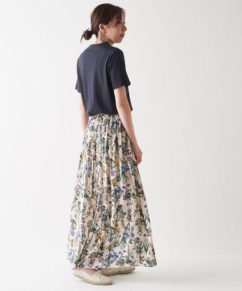 BEARDSLEY / ビアズリー その他パンツ | 花プリントパンツ | 詳細3