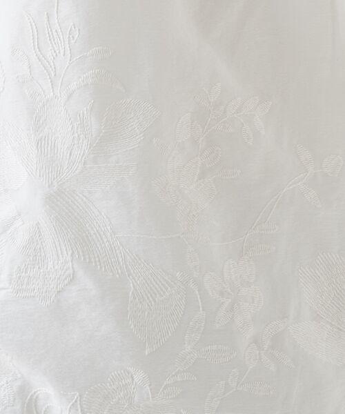 BEARDSLEY / ビアズリー シャツ・ブラウス   刺繍シャツTシャツ   詳細5
