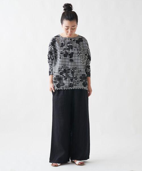 BEARDSLEY / ビアズリー シャツ・ブラウス   刺繍シャツTシャツ   詳細6