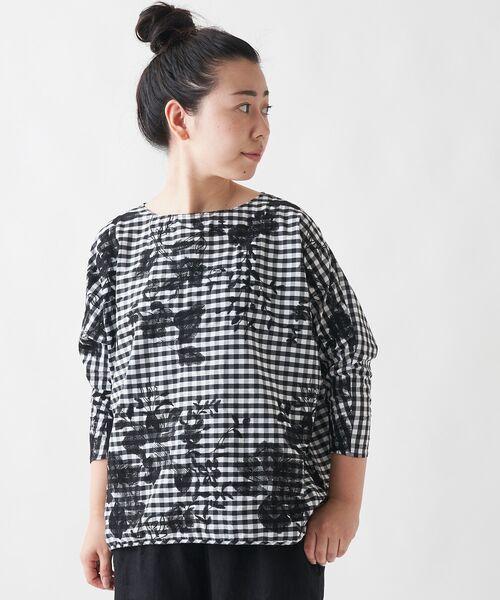 BEARDSLEY / ビアズリー シャツ・ブラウス   刺繍シャツTシャツ   詳細10