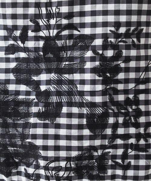 BEARDSLEY / ビアズリー シャツ・ブラウス   刺繍シャツTシャツ   詳細11