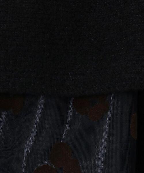 BEARDSLEY / ビアズリー ニット・セーター | スソレオパードニット | 詳細27