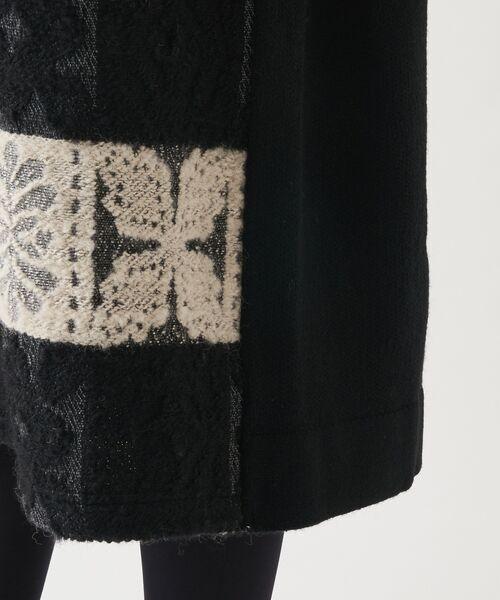 BEARDSLEY / ビアズリー ロング・マキシ丈ワンピース | 【完売商品再入荷】ジャガードニットワンピース | 詳細9