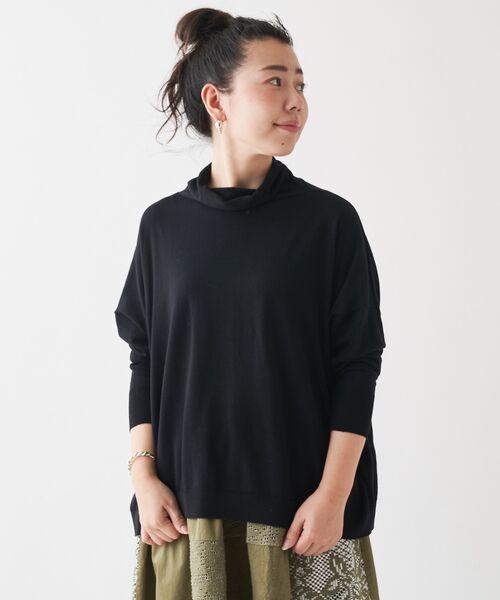 BEARDSLEY / ビアズリー ニット・セーター | BIGニットプルオーバー | 詳細11