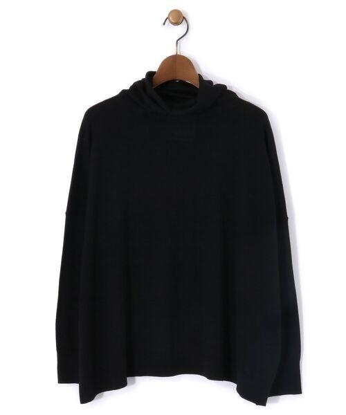 BEARDSLEY / ビアズリー ニット・セーター | BIGニットプルオーバー(ブラック)