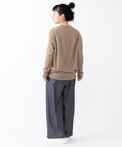 BEARDSLEY / ビアズリー ニット・セーター | カシミアバルーンニット | 詳細2