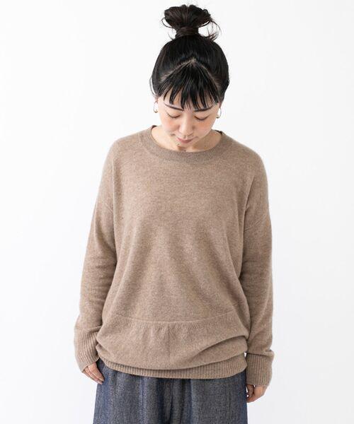 BEARDSLEY / ビアズリー ニット・セーター | カシミアバルーンニット | 詳細3