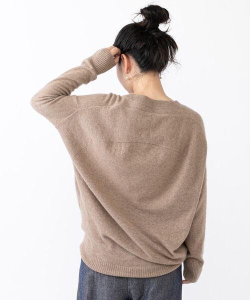 BEARDSLEY / ビアズリー ニット・セーター | カシミアバルーンニット | 詳細4