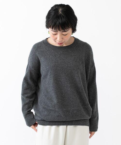 BEARDSLEY / ビアズリー ニット・セーター | カシミアバルーンニット | 詳細8
