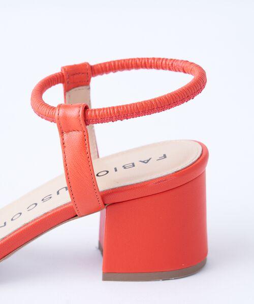 BEARDSLEY / ビアズリー ブーツ(ロング丈)   《FABIO RUSCONI/ファビオ・ルスコーニ》レザーサンダル   詳細12