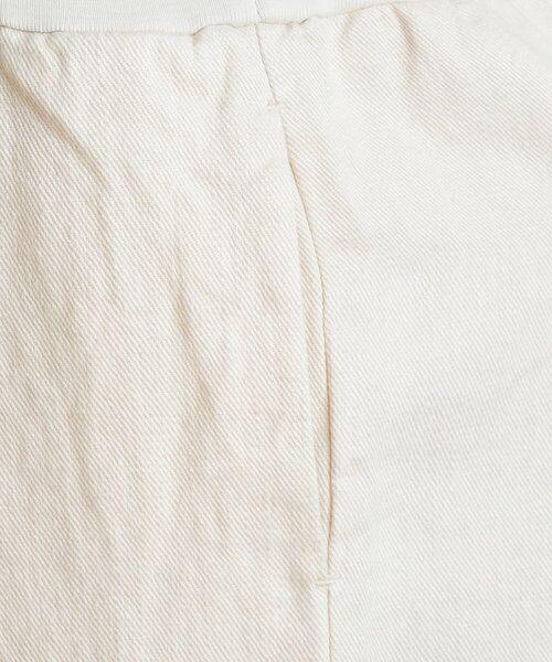 BEARDSLEY / ビアズリー その他パンツ | 《3サイズ展開》ウエストリブリネンパンツ | 詳細18