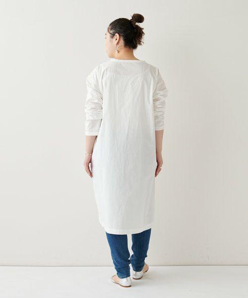 BEARDSLEY / ビアズリー ロング・マキシ丈ワンピース   フロント刺繍ワンピース   詳細5