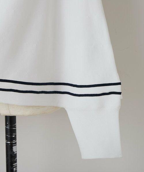 BEARDSLEY / ビアズリー ニット・セーター | 撥水サークルニット | 詳細14