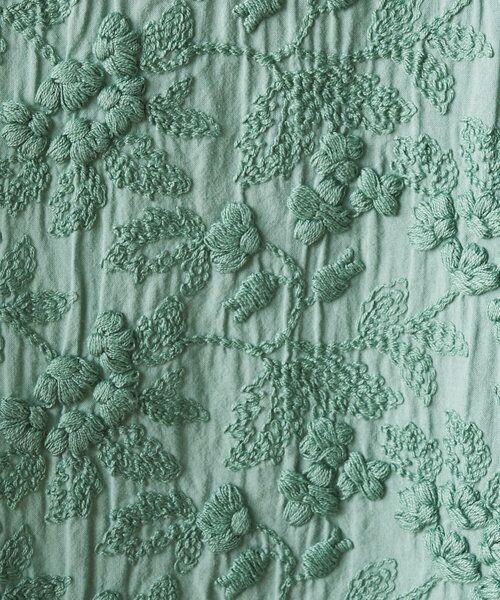 BEARDSLEY / ビアズリー ロング・マキシ丈ワンピース   敦賀フロント刺繍ワンピース   詳細24