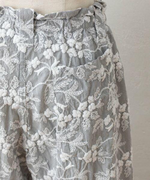 BEARDSLEY / ビアズリー その他パンツ   刺繍バギーパンツ   詳細13