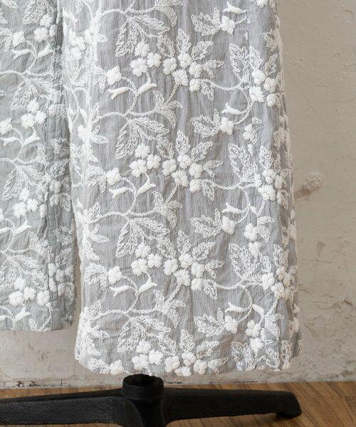 BEARDSLEY / ビアズリー その他パンツ   刺繍バギーパンツ   詳細16