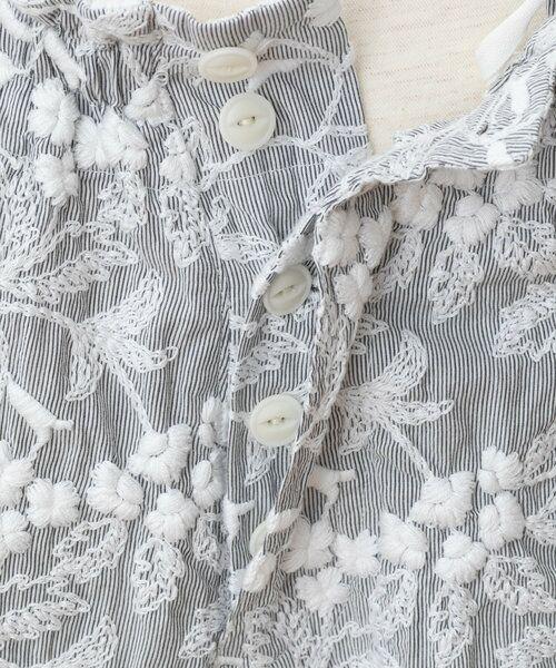 BEARDSLEY / ビアズリー その他パンツ   刺繍バギーパンツ   詳細18