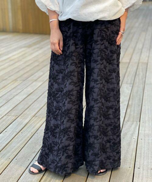 BEARDSLEY / ビアズリー その他パンツ   刺繍バギーパンツ   詳細23
