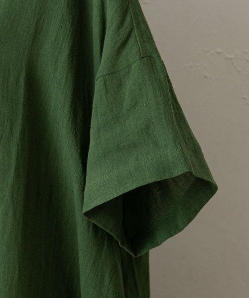 BEARDSLEY / ビアズリー ロング・マキシ丈ワンピース | 《5/27(木)新色予約追加》リネンTワンピース | 詳細6
