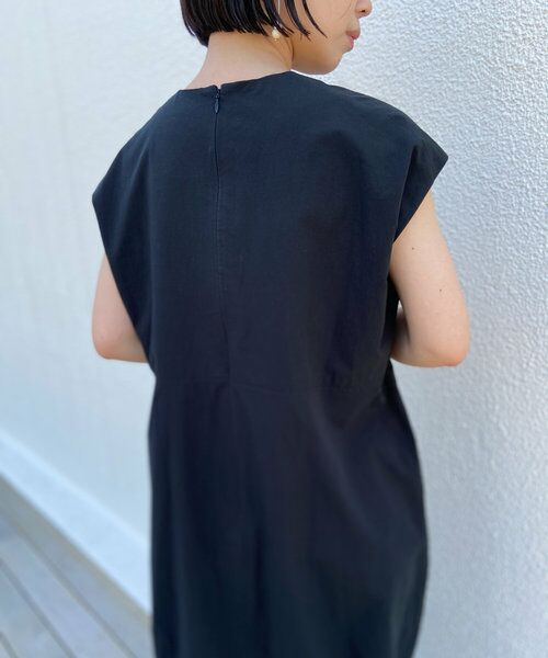 BEARDSLEY / ビアズリー ロング・マキシ丈ワンピース | コクーンコットンワンピース | 詳細16
