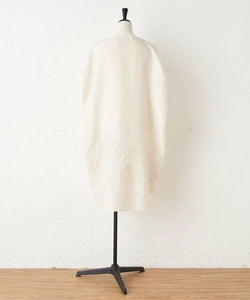 BEARDSLEY / ビアズリー ニット・セーター | 後ろ裾刺繍チュニック | 詳細5