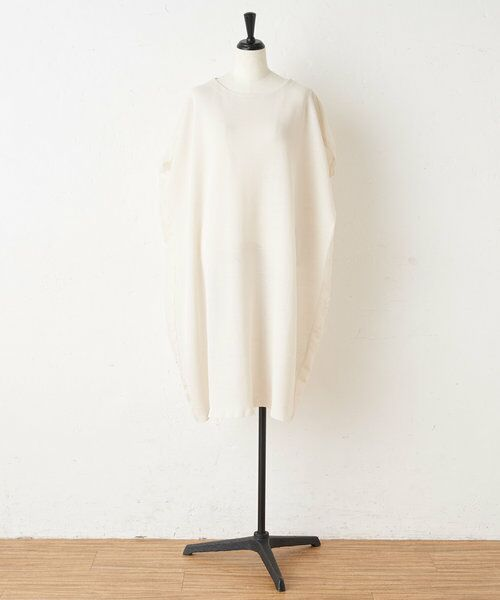 BEARDSLEY / ビアズリー ニット・セーター | 後ろ裾刺繍チュニック | 詳細6