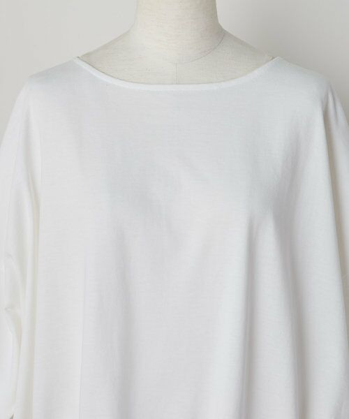 BEARDSLEY / ビアズリー カットソー | ウシロプックリTシャツ | 詳細11