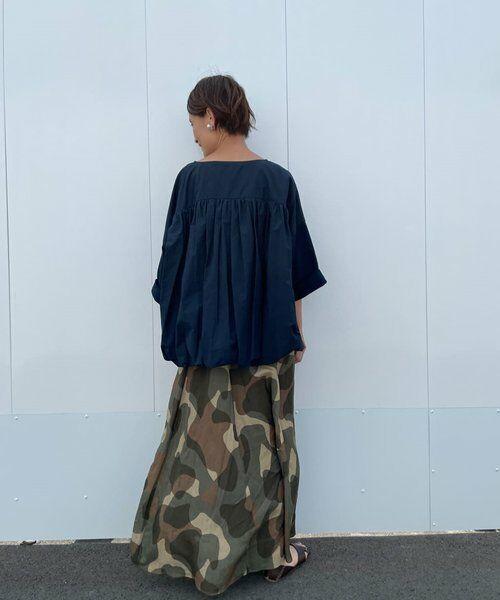BEARDSLEY / ビアズリー カットソー | ウシロプックリTシャツ | 詳細19