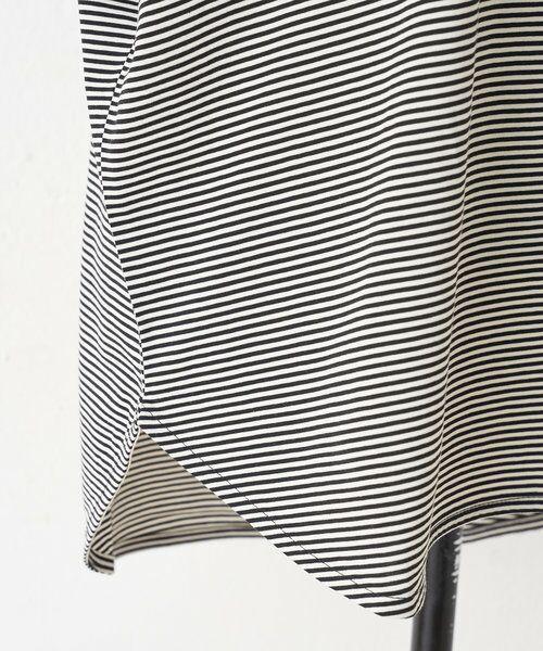 BEARDSLEY / ビアズリー カットソー | merci刺繍ボーダーT | 詳細21