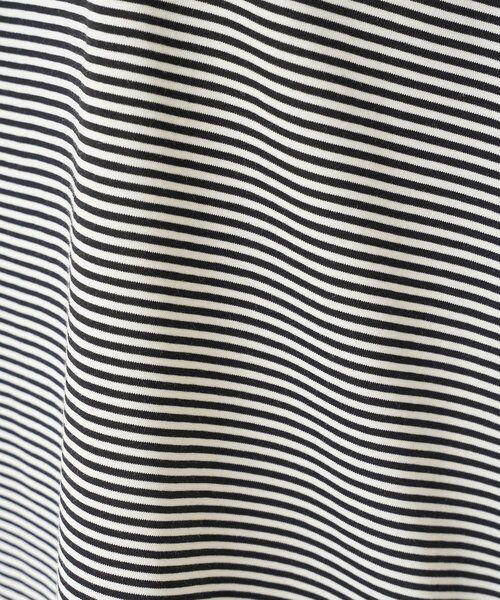BEARDSLEY / ビアズリー カットソー | merci刺繍ボーダーT | 詳細22