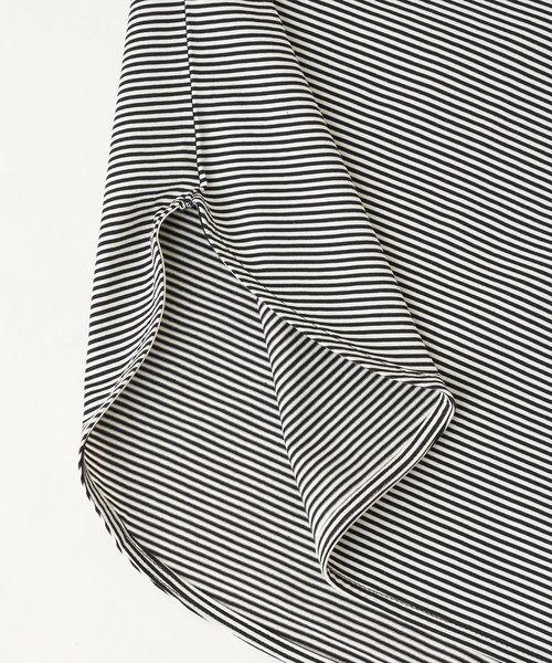 BEARDSLEY / ビアズリー カットソー | merci刺繍ボーダーT | 詳細23