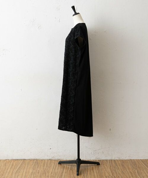 BEARDSLEY / ビアズリー ロング・マキシ丈ワンピース   フロント刺繍フレンチワンピース   詳細6