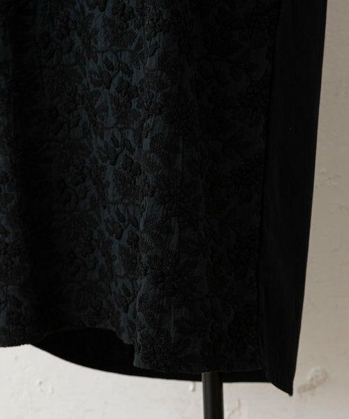 BEARDSLEY / ビアズリー ロング・マキシ丈ワンピース   フロント刺繍フレンチワンピース   詳細11