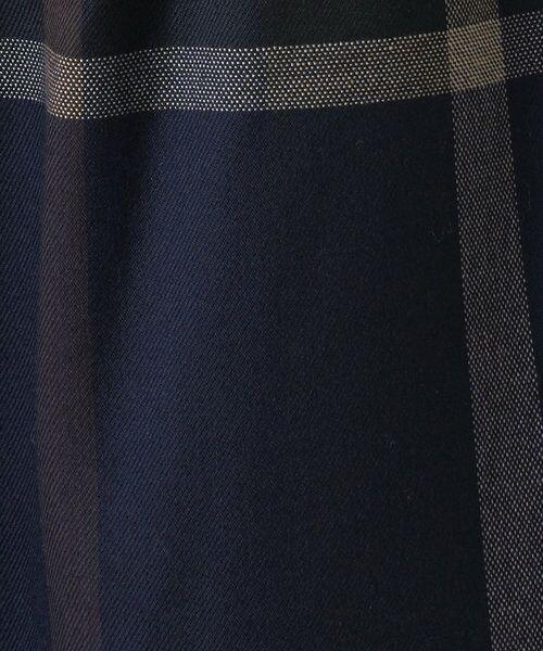 BEARDSLEY / ビアズリー その他パンツ | 《3サイズ展開》チェックウエストリブパンツ | 詳細25